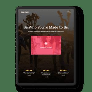 The Challenge Website